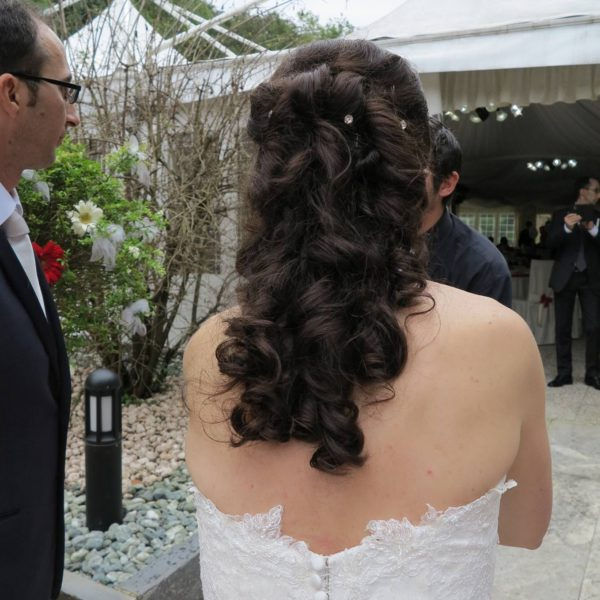 acconciatura sposa y&s